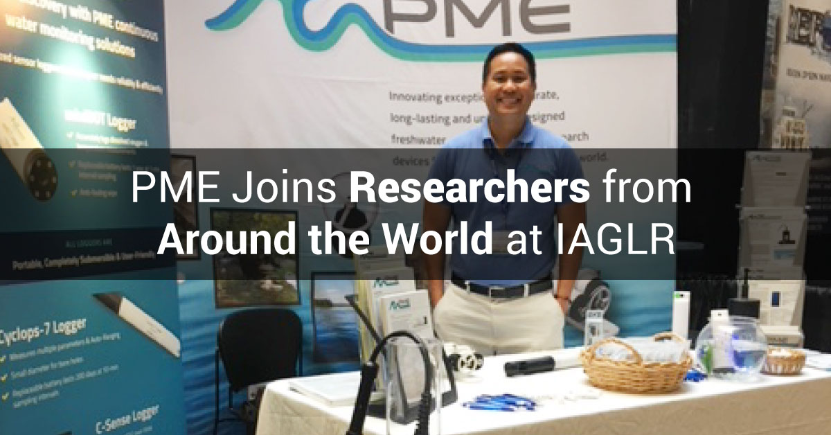 PME Joins Researchers at 2018 IAGLR Conference